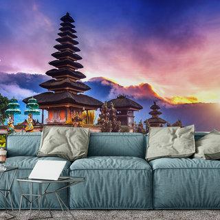 Selbstklebende Fototapete angepasst - Bali 3
