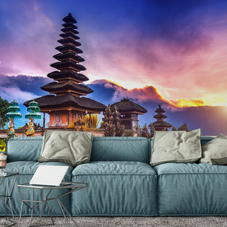 Self-adhesive photo wallpaper custom size - Bali 3