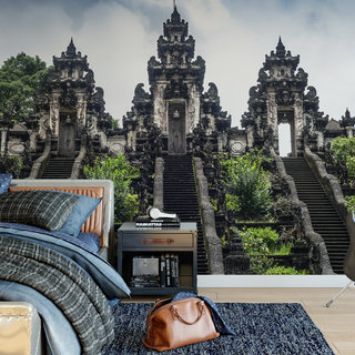 Selbstklebende Fototapete angepasst - Bali 4