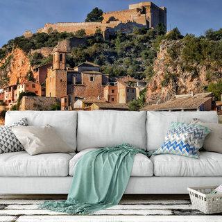Zelfklevend fotobehang op maat - Spanje 1