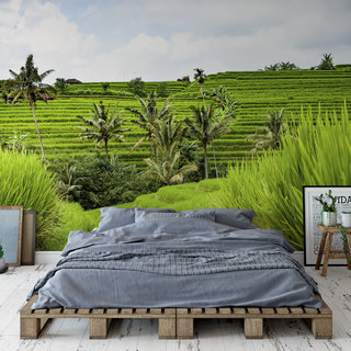 Selbstklebende Fototapete angepasst - Bali 6