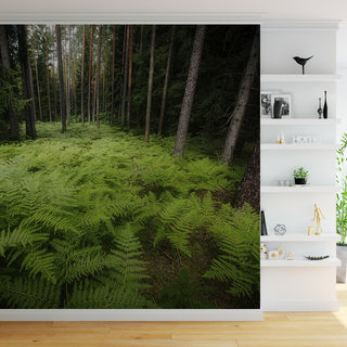 Self-adhesive photo wallpaper custom size - Jungle 6