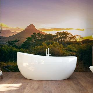 Self-adhesive photo wallpaper custom size - Sundown