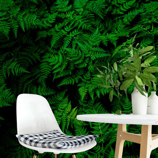 Self-adhesive photo wallpaper custom size - Plants 2