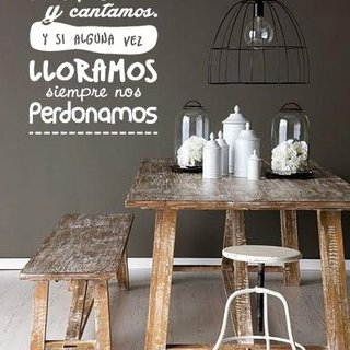 Wall Stickers - En esta casa