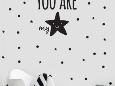 Muursticker you are my star