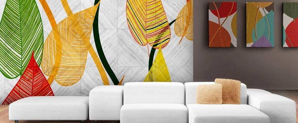 Design Wandtapete; Schauen Sie sich unsere Designkollektionen an