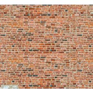 Foto Wall stones - mittelalterlichen Brick Entwurf