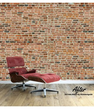 Photo Wall stones - medieval Brick Design