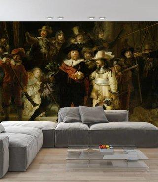 Mural Die Nachtwache