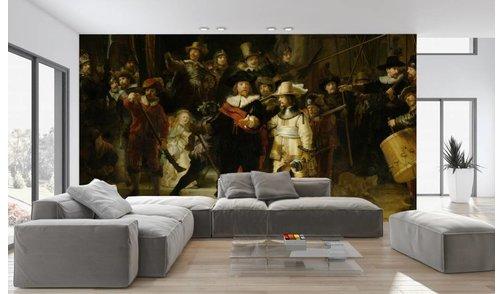 Self-adhesive photo wallpaper custom size - The Night Watch - Rembrandt van Rijn