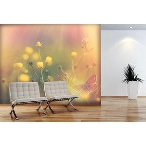 Mural Cosmos Flower 2