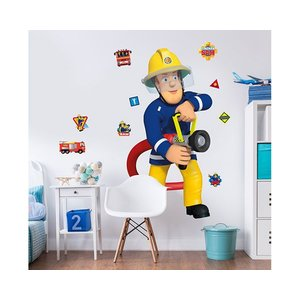 Wall Sticker Fireman Sam