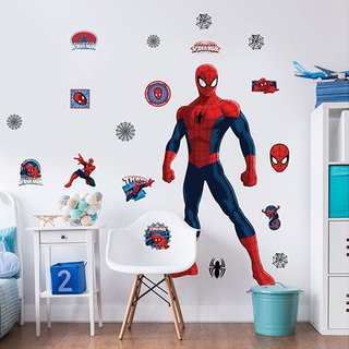 Muursticker - Spiderman
