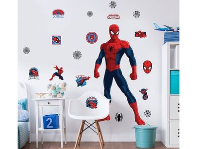 Muursticker Spiderman