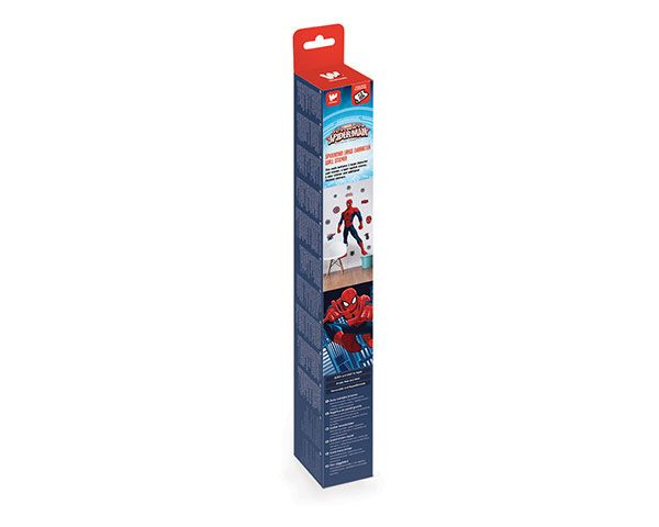 Muurstickers Kinderkamer Spiderman.Muursticker Spiderman Walldesign56 Com