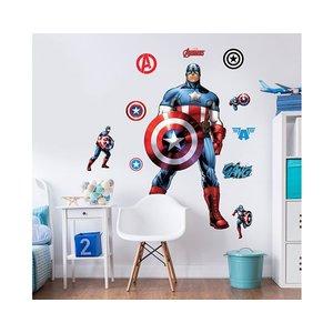 Wall Sticker Captain America