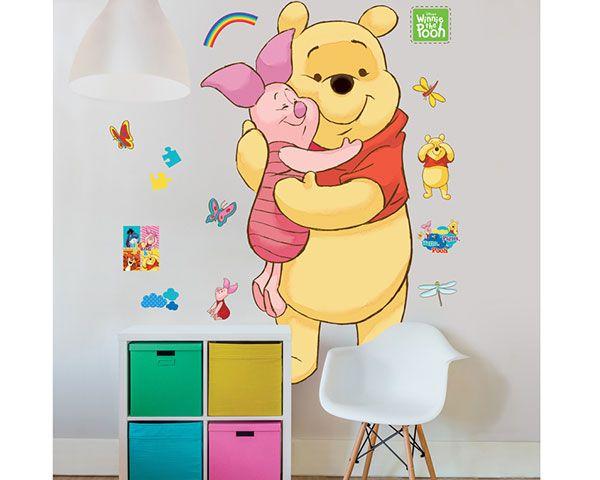 Winnie The Pooh Muursticker.Muursticker Disney Winnie The Pooh Walldesign56 Com