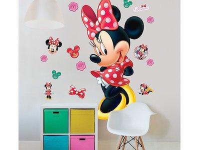Wall Sticker Disney Minnie Mouse
