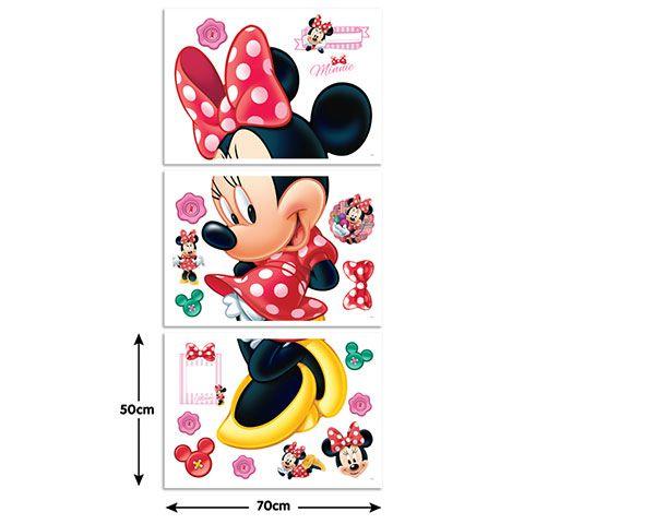 Wandsticker Disney Minnie Mouse   Walldesign56 - Wandtattoos ...