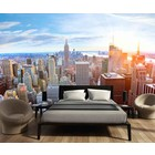 Mural Manhattan Skyline