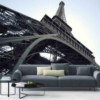 Selbstklebende Fototapete angepasst - Eiffelturm