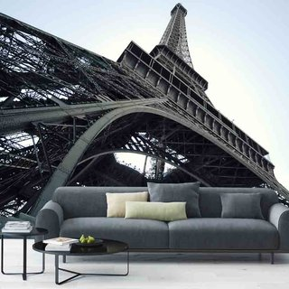 Self-adhesive photo wallpaper custom size - Eiffel Tower