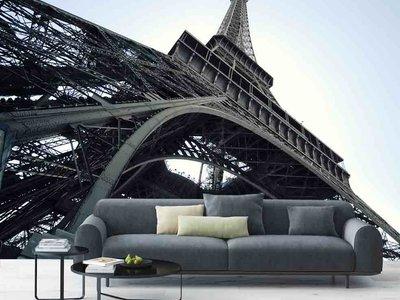 Mural Eiffelturm