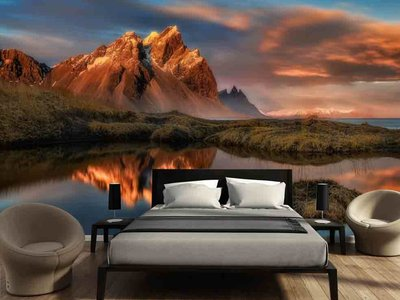 Photo Wall Murals Mountains