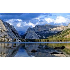 Fotobehang Natuur landschap