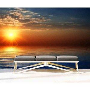 Mural Sunset