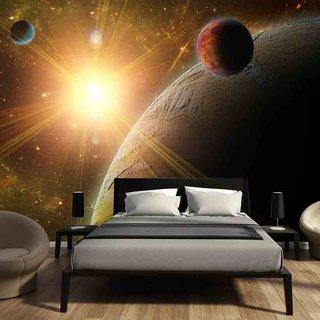 Self-adhesive photo wallpaper custom size - Universe