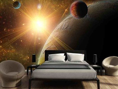 Photo Wallpaper Universe
