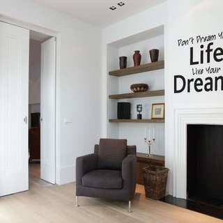 Wall Sticker - Don't Dream your life