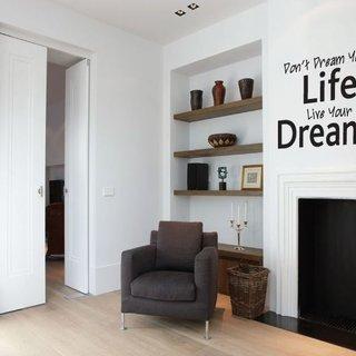 Wandaufkleber - Don't Dream your life