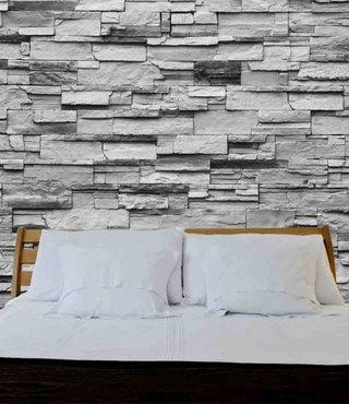 Mural Stones Riverside Stone Grey