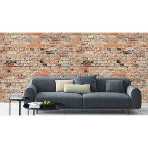 Fotobehang Stenen Brick Wall 3