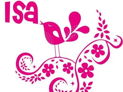 Birth Sticker Birdie