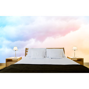 Mural Wolken