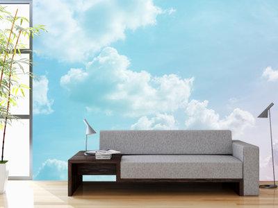 Mural Clouds 2