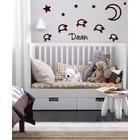 Wall Decal Sticker Birth Baby Sheep