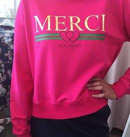 Soaked in luxury Merci Sweater