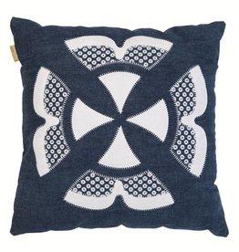 Ishara cushion denim