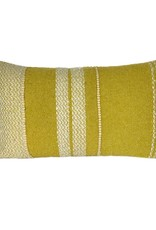 Berber mustard cushion
