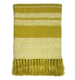 Berber mustard throw
