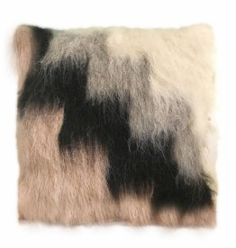 Cushion 100% wool stairway brush 50x50
