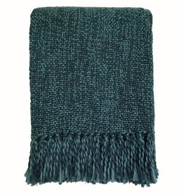 Marble dark blue throw (NEW)