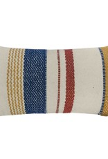 Multicolor boucle miracle cushion
