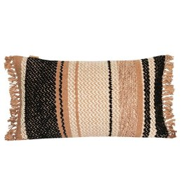Navajo beige cushion