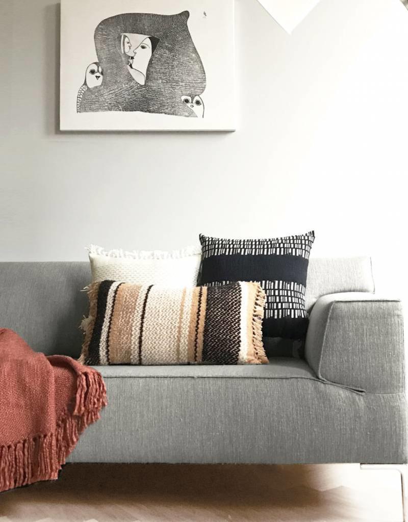 Navajo beige cushion (NEW)